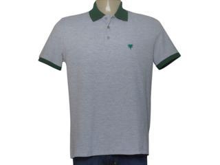 Camisa Masculina Cavalera Clothing 03.01.3881 Mescla/verde - Tamanho Médio