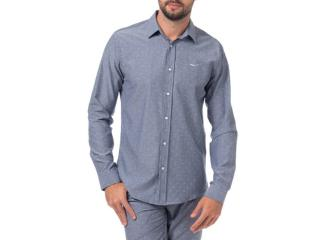 Camisa Masculina Coca-cola Clothing 313200997 Azul - Tamanho Médio