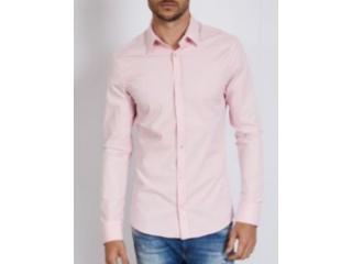 Camisa Masculina Colcci 310103735 44160 Rosa - Tamanho Médio