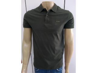 Camisa Masculina Colcci 250102207 38957 Verde - Tamanho Médio