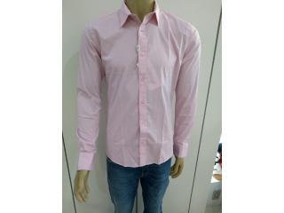 Camisa Masculina Colcci 310103397 44129 Rosa - Tamanho Médio