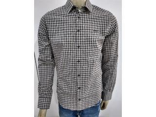 Camisa Masculina Colcci 310103051 Vc10 Xadrez - Tamanho Médio