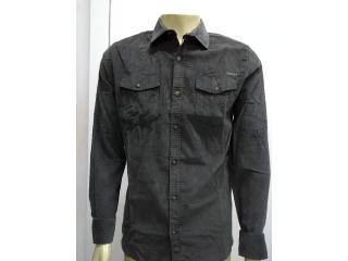 Camisa Masculina Colcci 310103481 63427 Grafite - Tamanho Médio