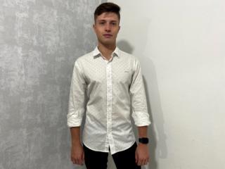 Camisa Masculina Colcci 310103210 Branco/color - Tamanho Médio