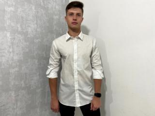 Camisa Masculina Colcci 310103662  Vc65 Branco/azul - Tamanho Médio