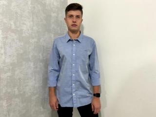Camisa Masculina Colcci 310103237 Vc94 Estampado - Tamanho Médio