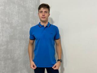 Camisa Masculina Colcci 250102006 33544 Azul - Tamanho Médio
