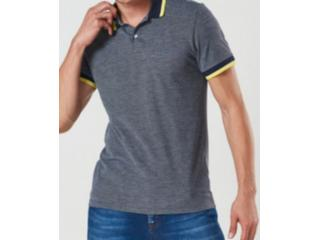 Camisa Masculina Colcci 250102196 33664 Marinho - Tamanho Médio