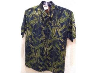 Camisa Masculina Colcci 310103248 Vc62 Marinho/verde - Tamanho Médio