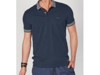 Camisa Masculina Colcci 250102202 33811 Marinho - Tamanho Médio