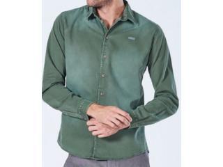 Camisa Masculina Colcci 310103100 38930 Verde - Tamanho Médio