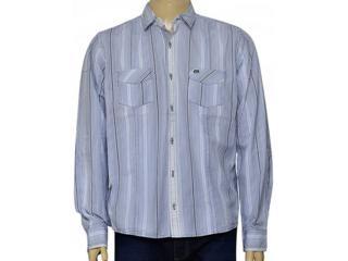 Camisa Masculina dj 01011573 Gelo - Tamanho Médio