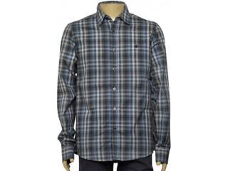 Camisa Masculina Forum 314600910 Verde Musgo - Tamanho Médio