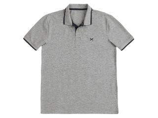 Camisa Masculina Hering 036h 3ten Mescla/preto - Tamanho Médio