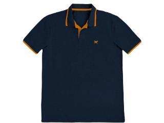 Camisa Masculina Hering            036h 3men Marinho - Tamanho Médio