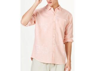 Camisa Masculina Hering Ktz4 1bsi Rosa - Tamanho Médio