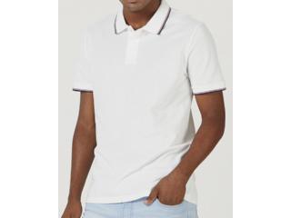Camisa Masculina Hering 3m11 Nmcen Off White - Tamanho Médio