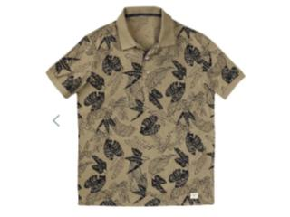 Camisa Masculina Hering 3m3n 1hen Areia/preto - Tamanho Médio
