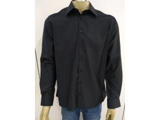 Camisa Masculina Individual 53.01.0312 02 Preto - Tamanho Médio