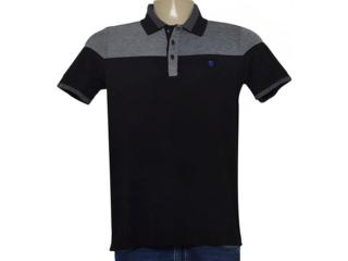 Camisa Masculina Individual 306.22222.272 Preto/grafite - Tamanho Médio