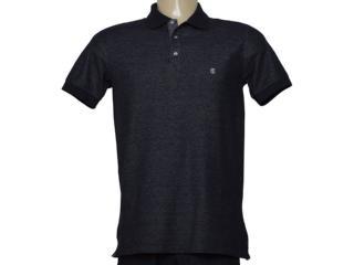 Camisa Masculina Individual 306.22222.376 Preto Mesclado - Tamanho Médio