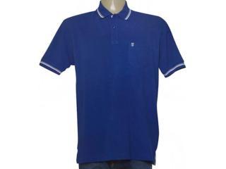 Camisa Masculina Individual 306.22222.266 Royal - Tamanho Médio