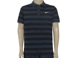 Camisa Masculina Nike 643127-008 Matchup Grafite/preto - Tamanho Médio