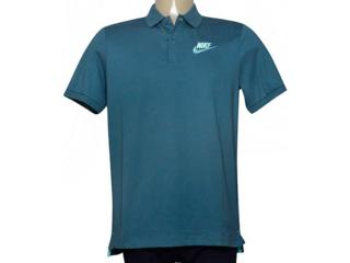 Camisa Masculina Nike 832865-374 Nsw Polo Verde - Tamanho Médio