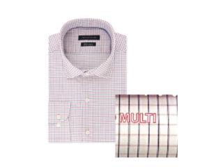 Camisa Masculina Tommy Th17fl747 Th640 Branco/vermelho - Tamanho Médio