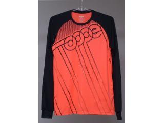 Camisa Masculina Topper 4319041 Goleiro Classic Laranja - Tamanho Médio
