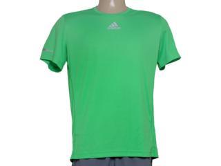 Camiseta Masculina Adidas Ac2473 Sequencials m Verde - Tamanho Médio