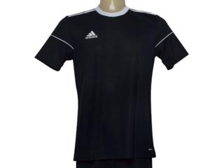 Camiseta Masculina Adidas Bj9173 Squad 17 Jsy Preto/branco - Tamanho Médio