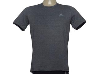 Camiseta Masculina Adidas Dv2995 Urban Grafite - Tamanho Médio