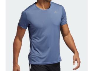 Camiseta Masculina Adidas Dz9005 Own The Run m Azul - Tamanho Médio