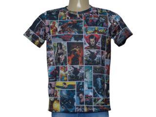 Camiseta Masculina Cavalera Clothing 01.01.9924 Estampado - Tamanho Médio