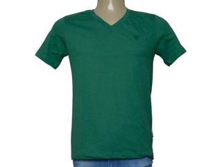 Camiseta Masculina Cavalera Clothing 01.01.9614 Verde - Tamanho Médio