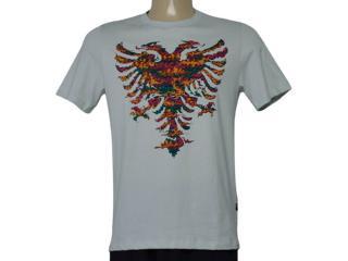 Camiseta Masculina Cavalera Clothing 01.20.0158 Gelo - Tamanho Médio