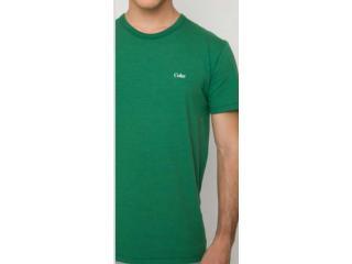 Camiseta Masculina Coca-cola Clothing 353207421 39012 Verde - Tamanho Médio