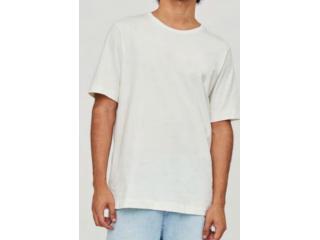 Camiseta Masculina Coca-cola Clothing 353207438 58529 Off White - Tamanho Médio