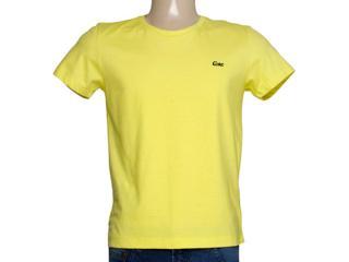 Camiseta Masculina Coca-cola Clothing 353204086 Limão - Tamanho Médio