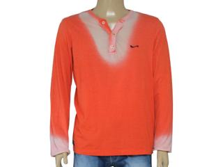Camiseta Masculina Coca-cola Clothing 353203845 Laranja - Tamanho Médio