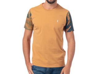 Camiseta Masculina Coca-cola Clothing 353207304 Vb267 Marrom - Tamanho Médio