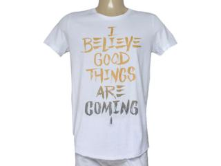 Camiseta Masculina Coca-cola Clothing 353205602 Branco - Tamanho Médio
