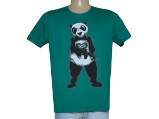 Camiseta Masculina Coca-cola Clothing 355600153 Verde - Tamanho Médio