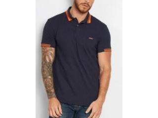 Camiseta Masculina Colcci 250102570 33664  Marinho - Tamanho Médio