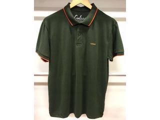 Camiseta Masculina Colcci 250102555 39009 Verde - Tamanho Médio