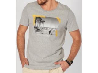 Camiseta Masculina Colcci 350108499 63007 Mescla - Tamanho Médio