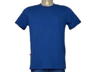 Camiseta Masculina Dopping 015267036 Azul - Tamanho Médio
