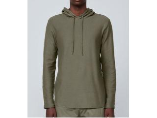 Camiseta Masculina Dzarm 6kgy Eacen Verde - Tamanho Médio