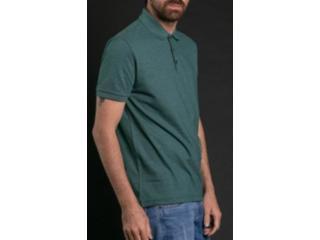 Camiseta Masculina Ellus B671 59 Verde - Tamanho Médio